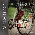 Bikes of Berlin Journal: Large journal, blank, 8.5x8.5