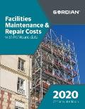 Facilities Maintenance & Repair Costs with Rsmeans Data: 60300