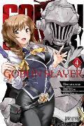 Goblin Slayer Volume 4 manga