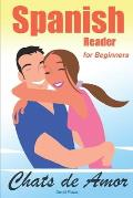 Chats de Amor: Learning book for beginners - A Summer Love Story told through Instant Messages