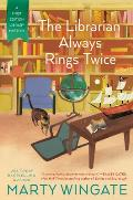 Librarian Always Rings Twice