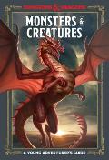 Monsters & Creatures An Adventurers Guide