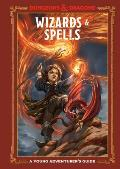 Dungeons & Dragons Young Adventurers Guide Wizards & Spells