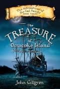 Treasure of Ocracoke Island The Adventures of the Cali Family Book 3