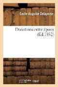 Donations Entre ?poux