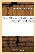 Oran, Tlemcen, Sud-Oranais (1899-1900) (?d.1902)