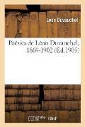 Po?sies de L?on Duvauchel, 1869-1902