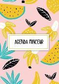 Agenda Minceur: Journal Alimentaire et Carnet Alimentaire