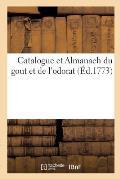Catalogue Et Almanach Du Gout Et de l'Odorat