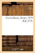 Goritz-Rome, f?vrier 1879
