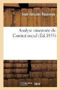 Analyse raisonn?e du Contrat social