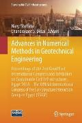 Advances in Numerical Methods in Geotechnical Engineering: Proceedings of the 2nd Geomeast International Congress and Exhibition on Sustainable Civil