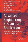 Advances in Engineering Research and Application: Proceedings of the International Conference, Icera 2018