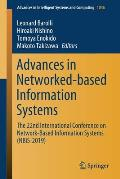 Advances in Networked-Based Information Systems: The 22nd International Conference on Network-Based Information Systems (Nbis-2019)