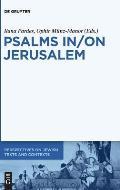Psalms In/On Jerusalem