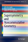 Supersymmetry and Noncommutative Geometry