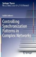 Controlling Synchronization Patterns in Complex Networks