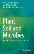 Plant, Soil and Microbes: Volume 1: Implications in Crop Science