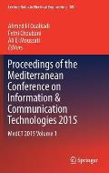 Proceedings of the Mediterranean Conference on Information & Communication Technologies 2015: Medct 2015 Volume 1