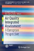Air Quality Integrated Assessment: A European Perspective