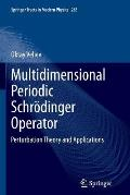 Multidimensional Periodic Schr?dinger Operator: Perturbation Theory and Applications
