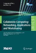 Collaborate Computing: Networking, Applications and Worksharing: 12th International Conference, Collaboratecom 2016, Beijing, China, November 10-11, 2