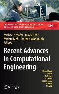 Recent Advances in Computational Engineering: Proceedings of the 4th International Conference on Computational Engineering (Icce 2017) in Darmstadt