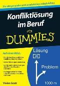 Konfliktlösung IM Beruf Für Dummies