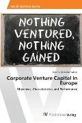 Corporate Venture Capital in Europe