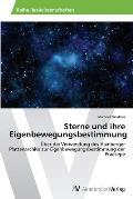 Sterne und ihre Eigenbewegungsbestimmung