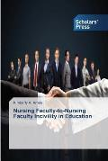 Nursing Faculty-To-Nursing Faculty Incivility in Education