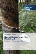 Natural Rubber Latex Filler Masterbatch