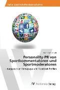 Personality-PR Von Sportkommentatoren Und Sportmoderatoren