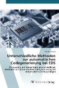 Unterschiedliche Methoden Zur Automatischen Codegenerierung Bei Eds