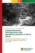 Comportamento Hidroquimico DOS Aquiferos Guarani E Serra Geral