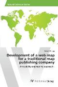 Development of a Web Map for a Traditional Map Publishing Company