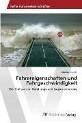 Fahrereigenschaften Und Fahrgeschwindigkeit