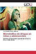 Microtrafico de Drogas En Ninas y Adolescentes