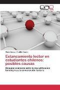 Estancamiento Lector En Estudiantes Chilenos: Posibles Causas