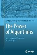 The Power of Algorithms: Inspiration and Examples in Everyday Life