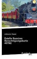 Estelle Ramires Berechtigungskarte 40782