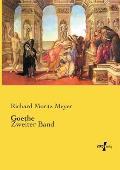 Goethe: Zweiter Band