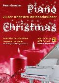 Piano-Christmas - Weihnachtslieder Fur Das Klavierspielen
