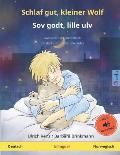 Schlaf gut, kleiner Wolf - Sov godt, lille ulv (Deutsch - Norwegisch): Zweisprachiges Kinderbuch, mit H?rbuch zum Herunterladen