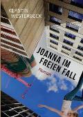 Joanna im freien Fall