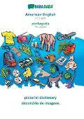 BABADADA, American English - portugu?s, pictorial dictionary - dicion?rio de imagens