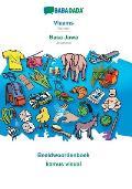 BABADADA, Vlaams - Basa Jawa, Beeldwoordenboek - kamus visual