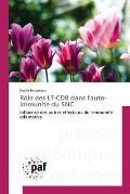 Role Des LT-Cd8 Dans L'Auto-Immunite Du Snc