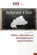 Milieu, Education Et Developpement Psychomoteur