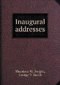 Inaugural Addresses